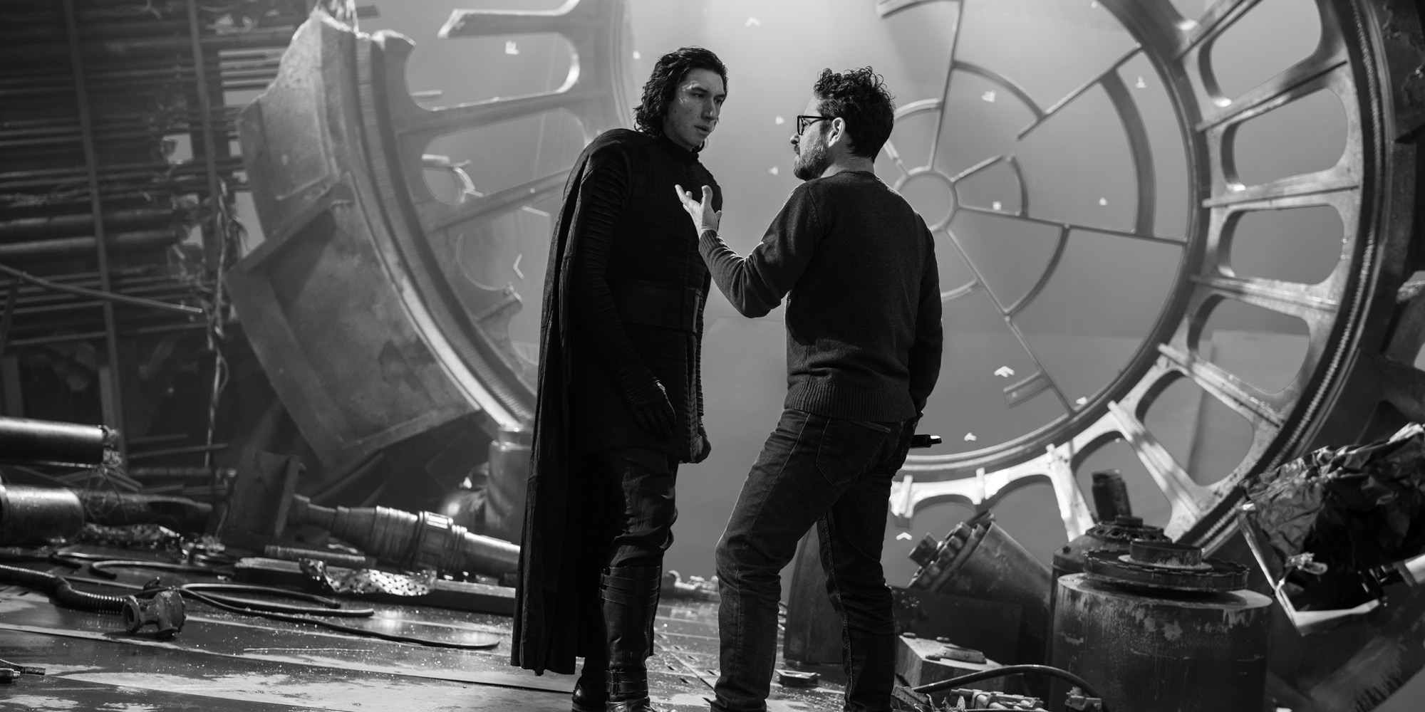J.J. Abrams and the Secrets of 'Skywalker' - Rolling Stone