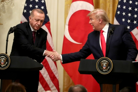 'I'm a Big Fan': Trump Endorses Another Autocrat in Meeting with Turkish President Erdogan