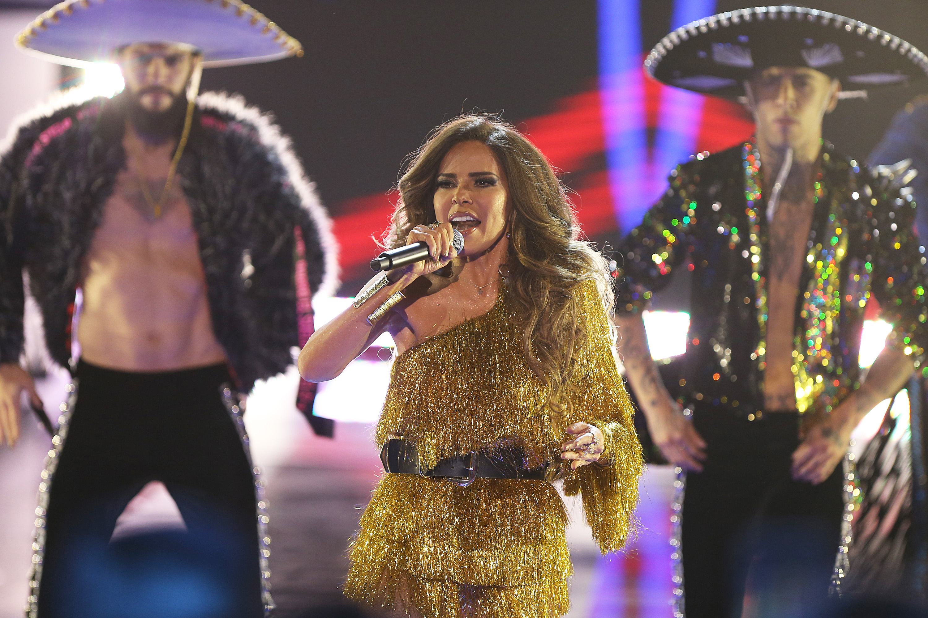 Amor A La Mexicana Movie women, fusion acts win at regional mexican music's premios