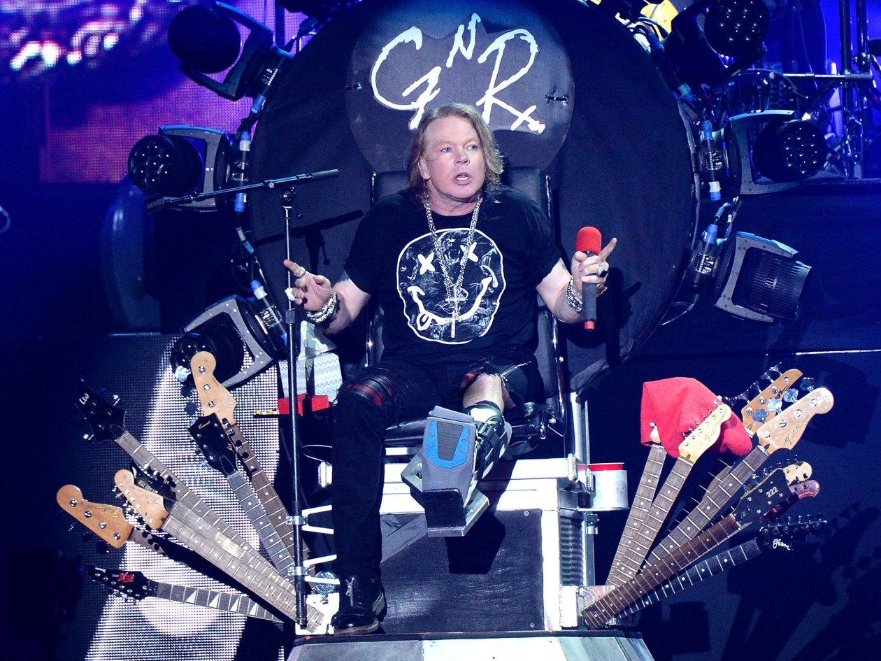 Guns N Roses'