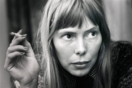 Joni Mitchell Album Guide