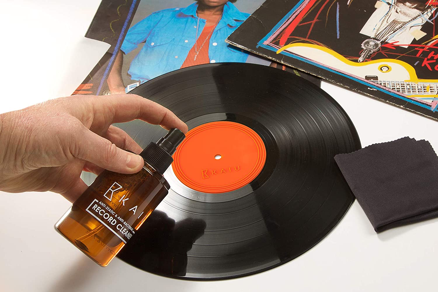 Clean And Your Vinyl Records
