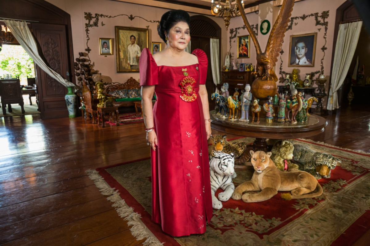 Kingmake - 'The Kingmaker' Review: The Rise and Fall (and Rise?) of Imelda Marcos - History