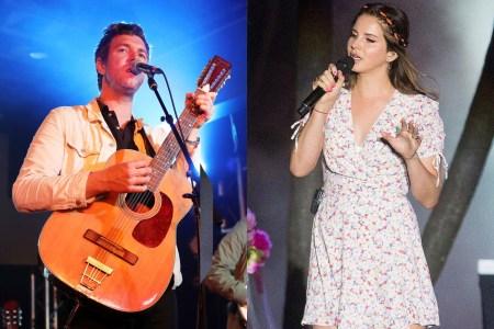 Lana Del Rey, Hamilton Leithauser Cover Bob Dylan in Nashville