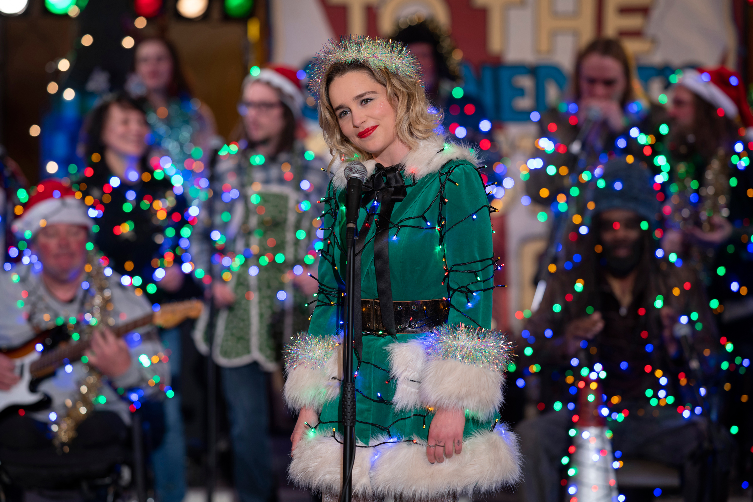 Last Christmas' Movie Review: When Holiday Movies Go Very