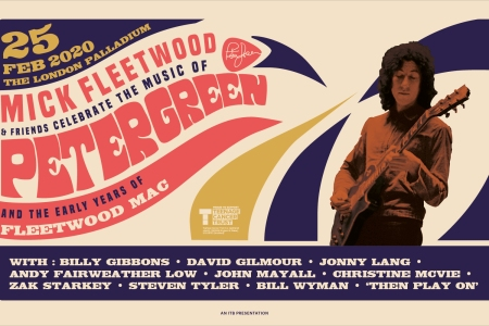 Mick Fleetwood Announces Concert to Honor Peter Green and Early Fleetwood Mac