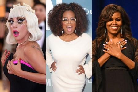 Oprah Winfrey Enlists Lady Gaga, Michelle Obama, Jennifer Lopez for 2020 Tour