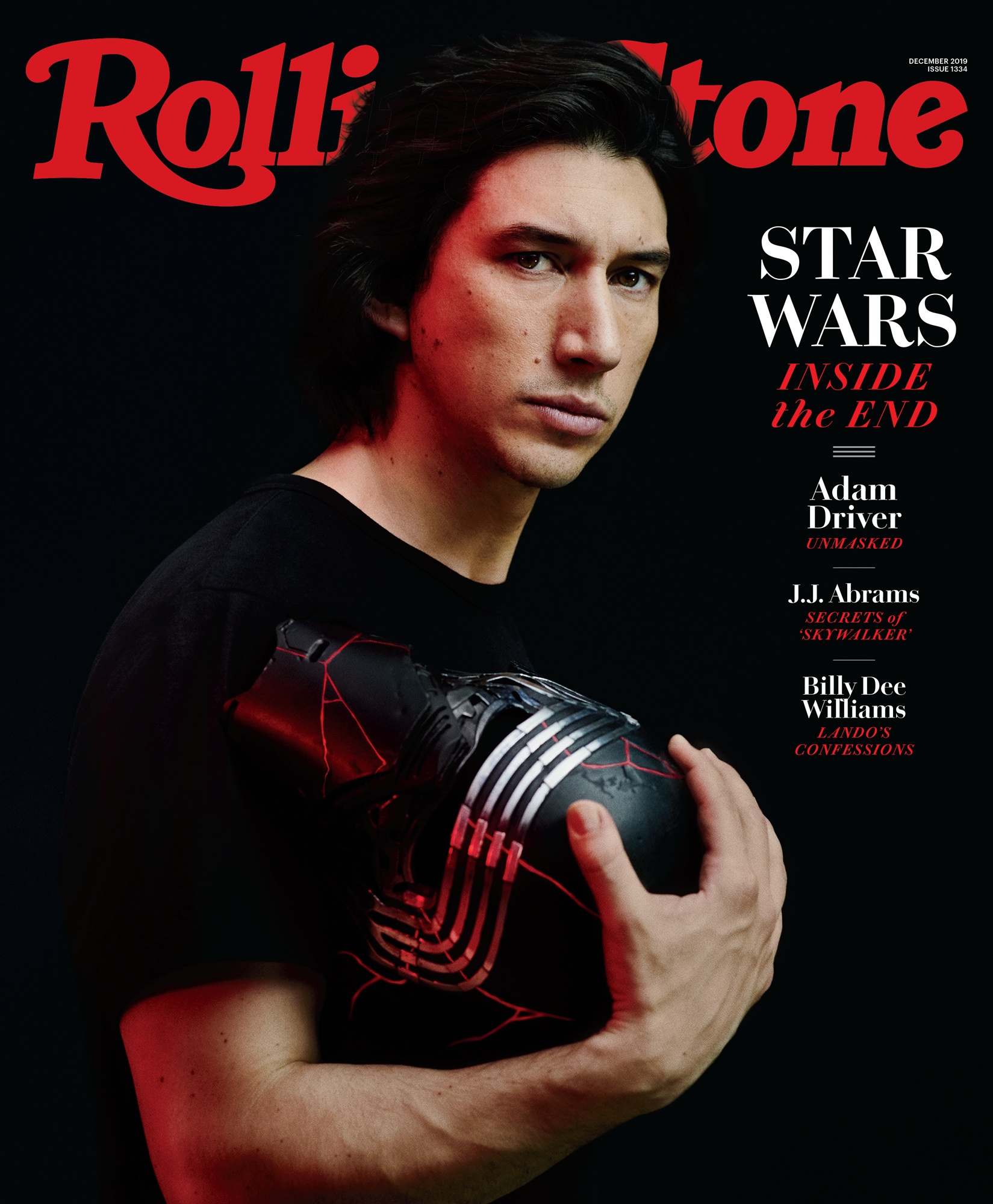 Adam Driver: 'Star Wars: The Rise of Skywalker' Star on the