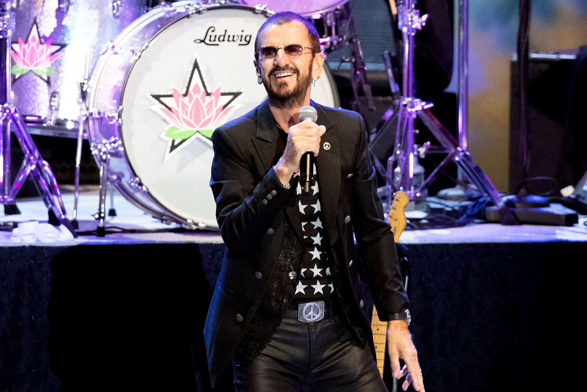 Ringo Starr Announces Dates for 2020 All Starr Band Tour - Rolling ...