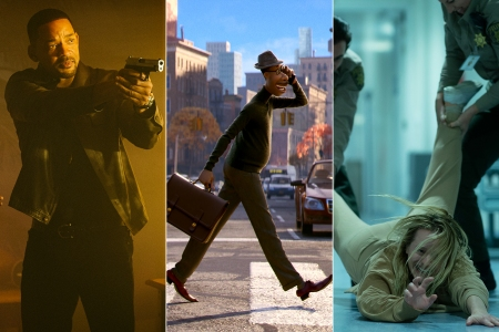 Trailers of the Week: 'Bad Boys for Life,' 'The Invisible Man,' 'Soul,' and More