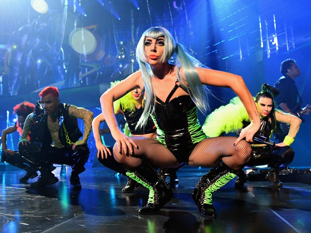 Lady Gaga Vegas