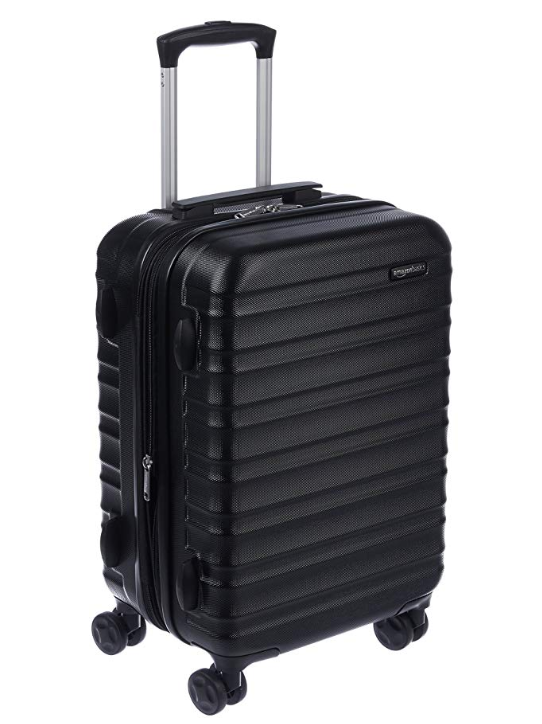 best luggage amazon basics