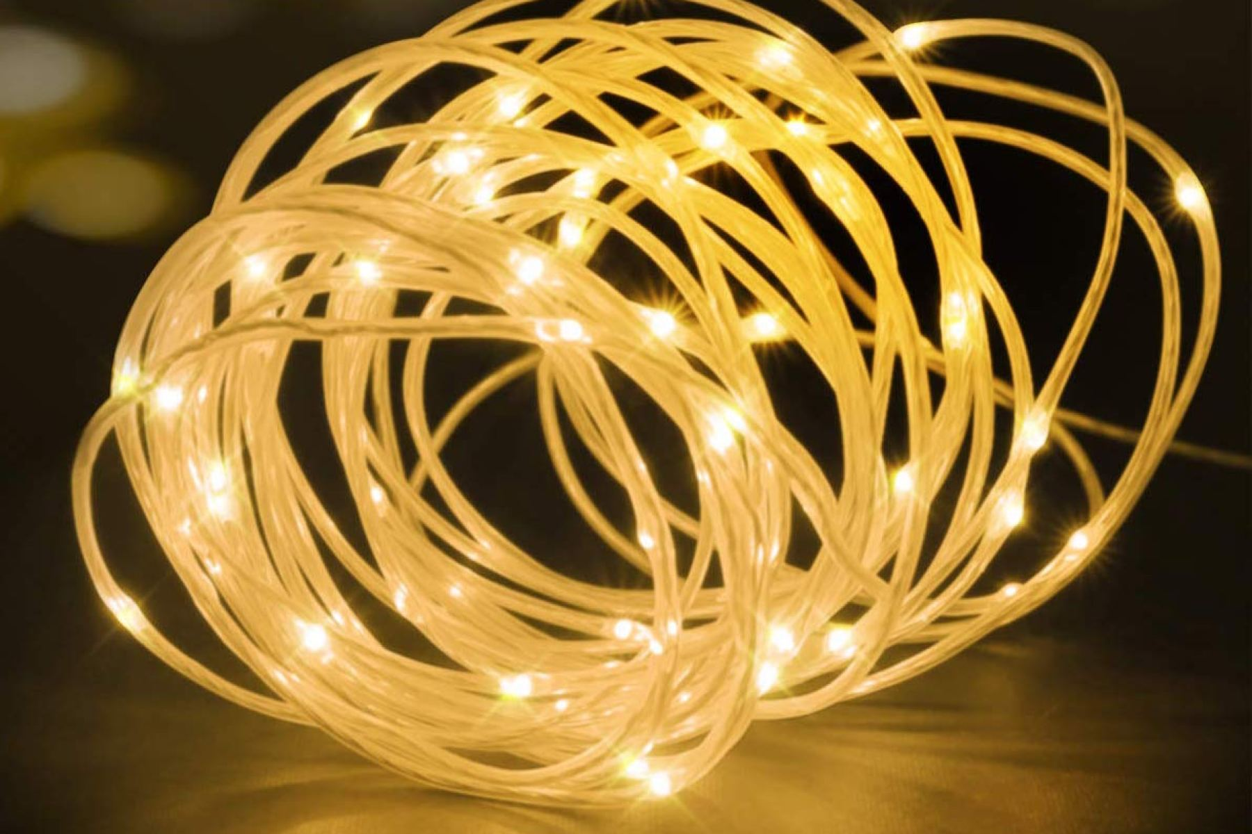 Outdoor Led Rope Lights Vs Strip