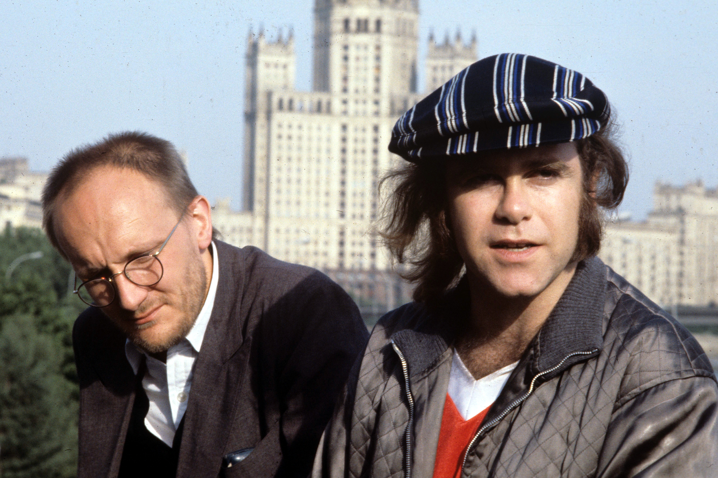 Elton John Releasing Historic Moscow 1979 Concert With Ray Cooper - Rolling Stone