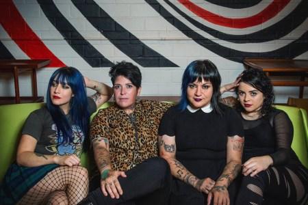 Chicana Punk Band Fea Talks 'No Novelties' LP, Winning Iggy Pop's Praise