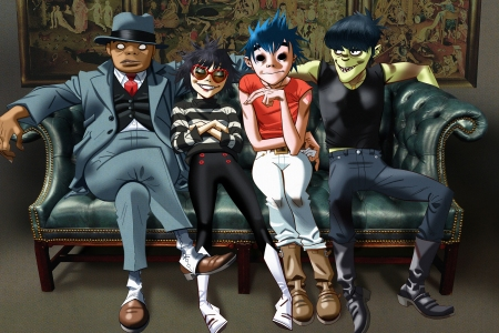 Gorillaz Plot One-Night-Only Screening of New Doc 'Reject False Icons'