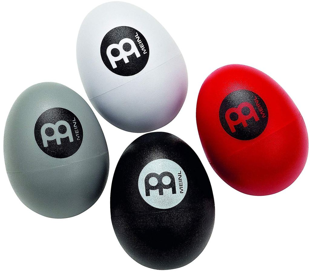 meinl egg shakers review