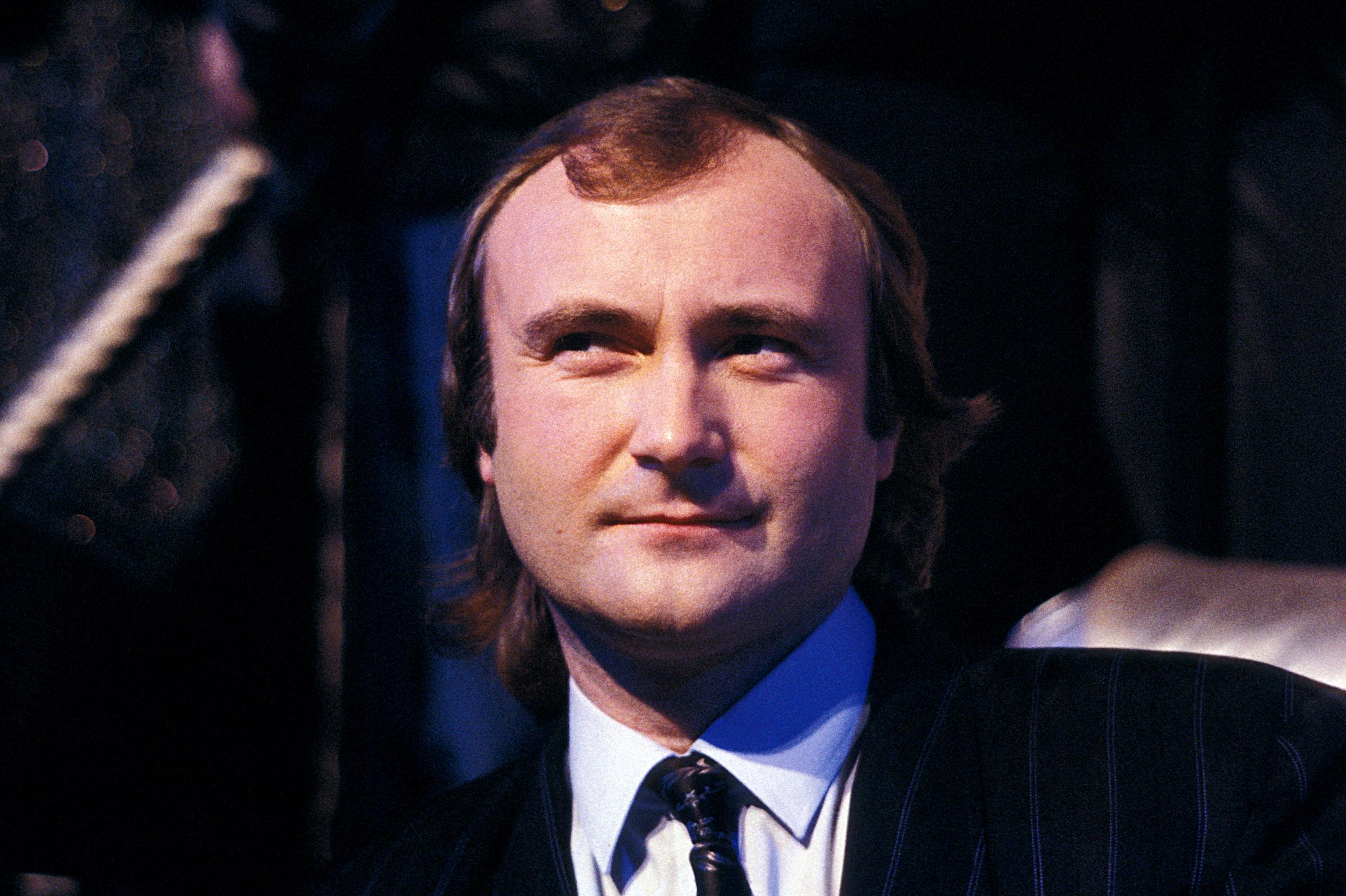 Wie Alt Ist Phil Collins