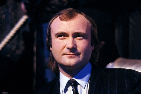 Something Happened on the Way to Heaven: Church Builds Baby Jesus Statue Resembling Phil Collins