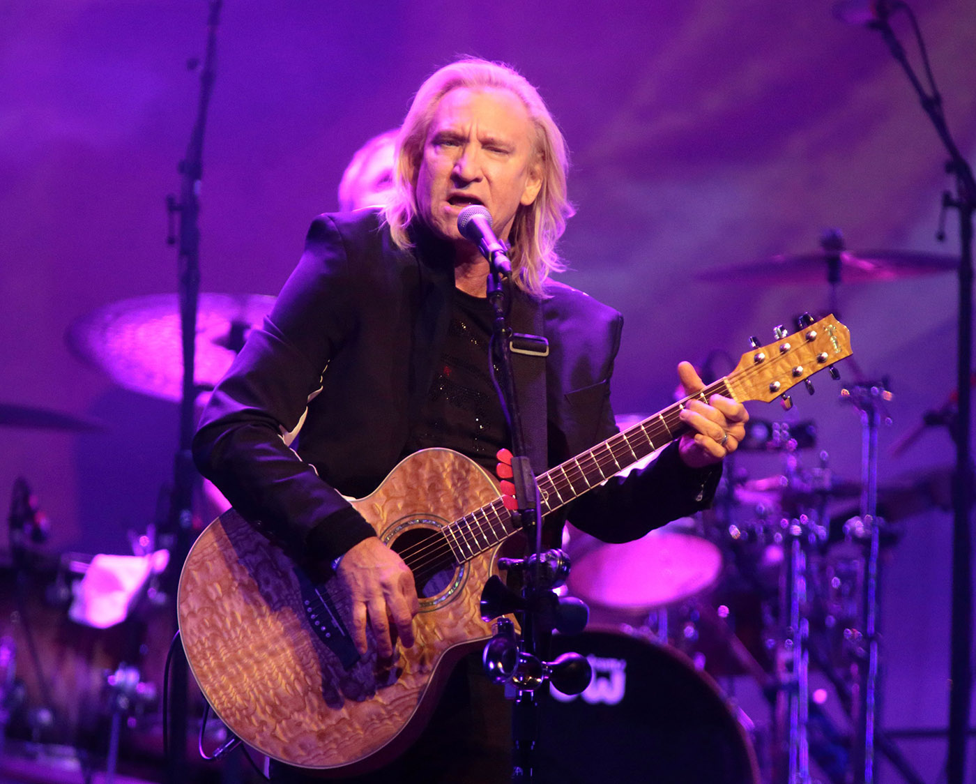 joe walsh on his all star vetsaid concert it s what america is supposed to be about kspn. Black Bedroom Furniture Sets. Home Design Ideas