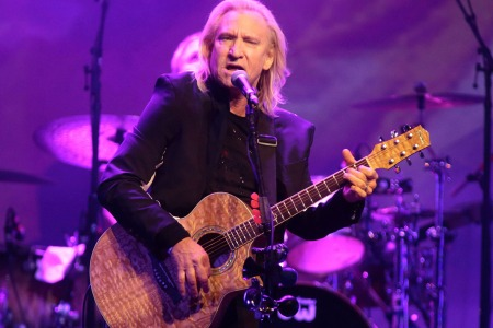 Joe Walsh on His All-Star VetsAid Concert: It's 'What America Is Supposed to Be About'