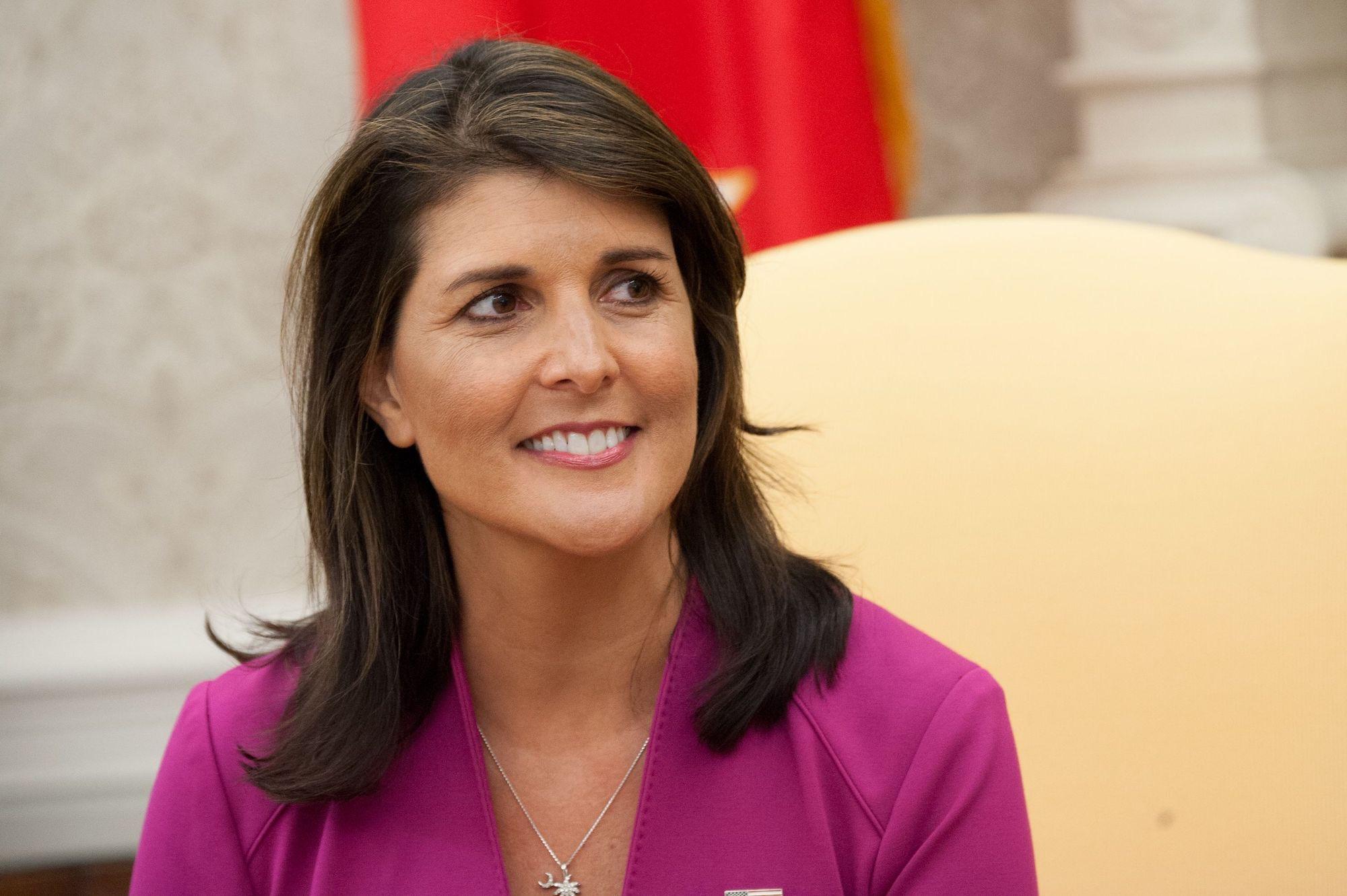 Nikki Haley: Top Advisors Said Trump 'Didn't Know What He ...