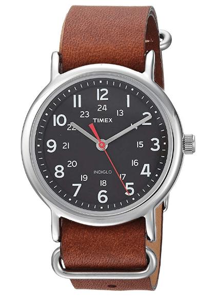 timex weekender watch review