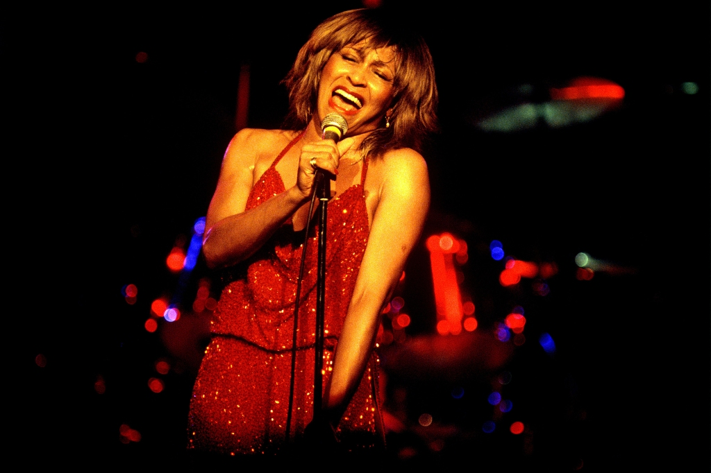 Tina Turner on the Cover of Rolling Stone