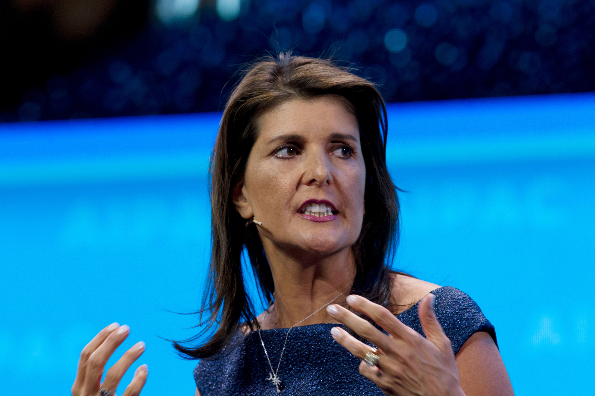 Nikki Haley: Dylann Roof 'Hijacked' The Confederate Flag's ...