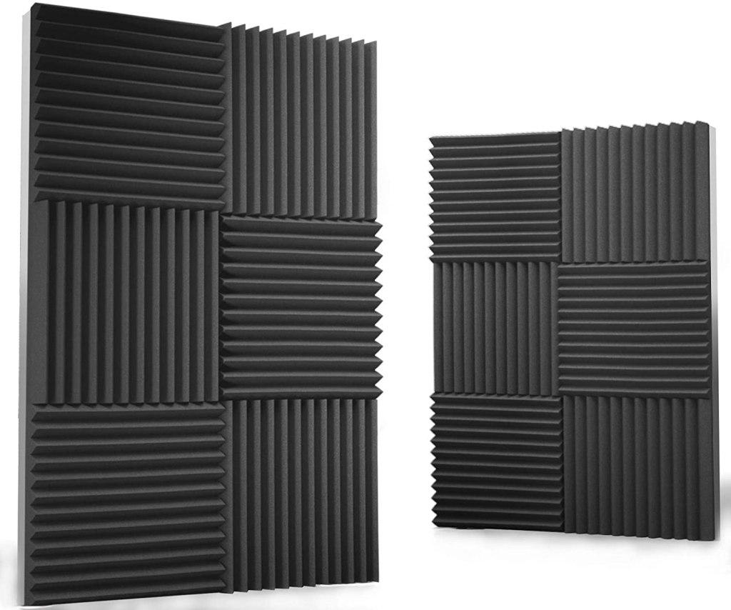 best acoustic foam panels