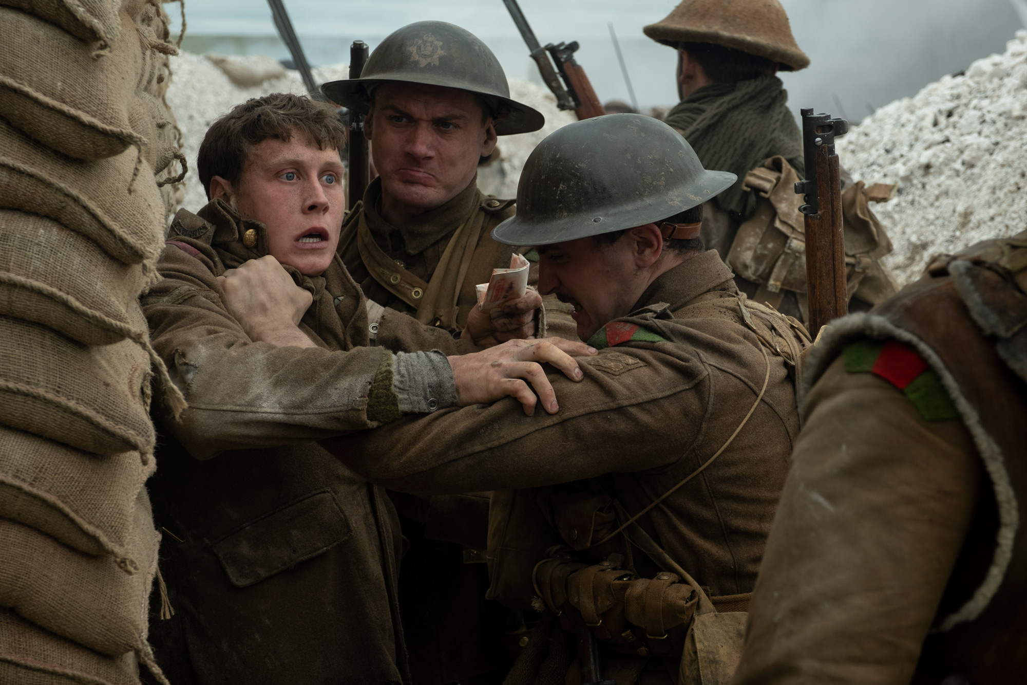 '1917' Review: War Is Hell, One Shot at a Time