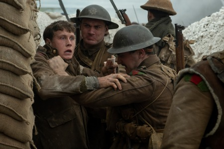 1917' Movie Review: War Is Hell, One Shot at a Time - Rolling Stone