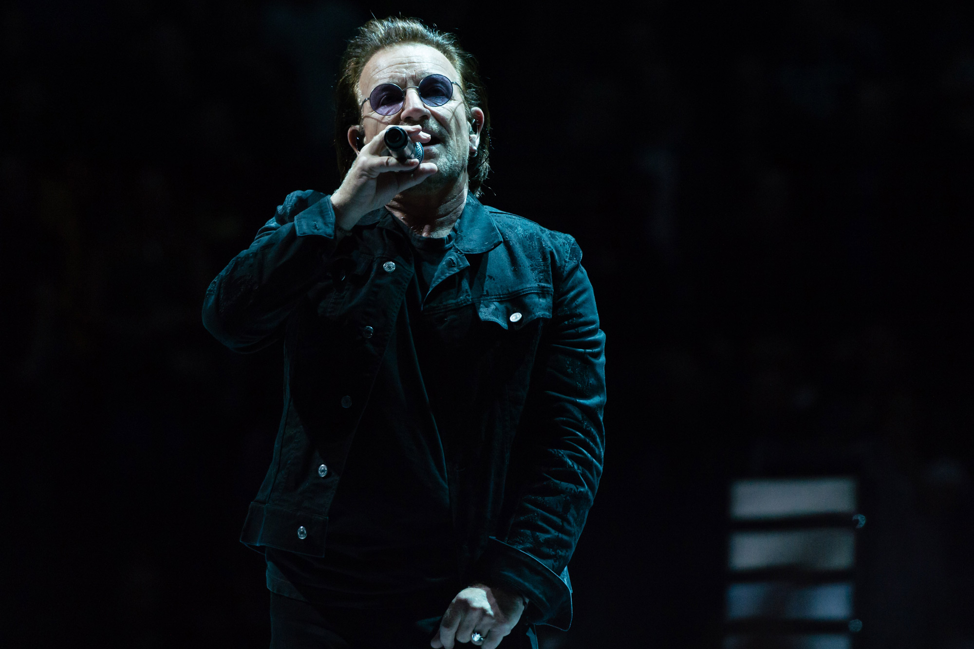 Watch U2 Dedicate 'Pride' to John Lennon at First-Ever South Korea Concert