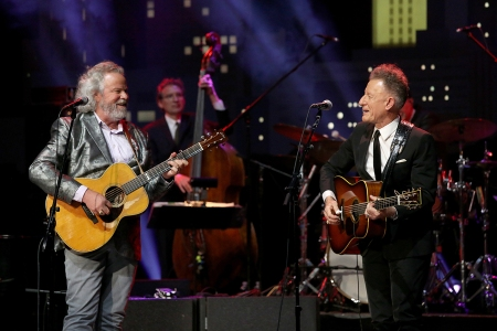 Lyle Lovett, Robert Earl Keen Duet on 'This Old Porch' on 'Austin City Limits'