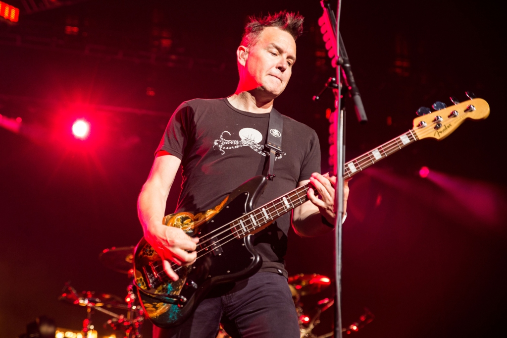 Blink-182 Get Bummed Out for the Holidays on 'Not Another Christmas Song'