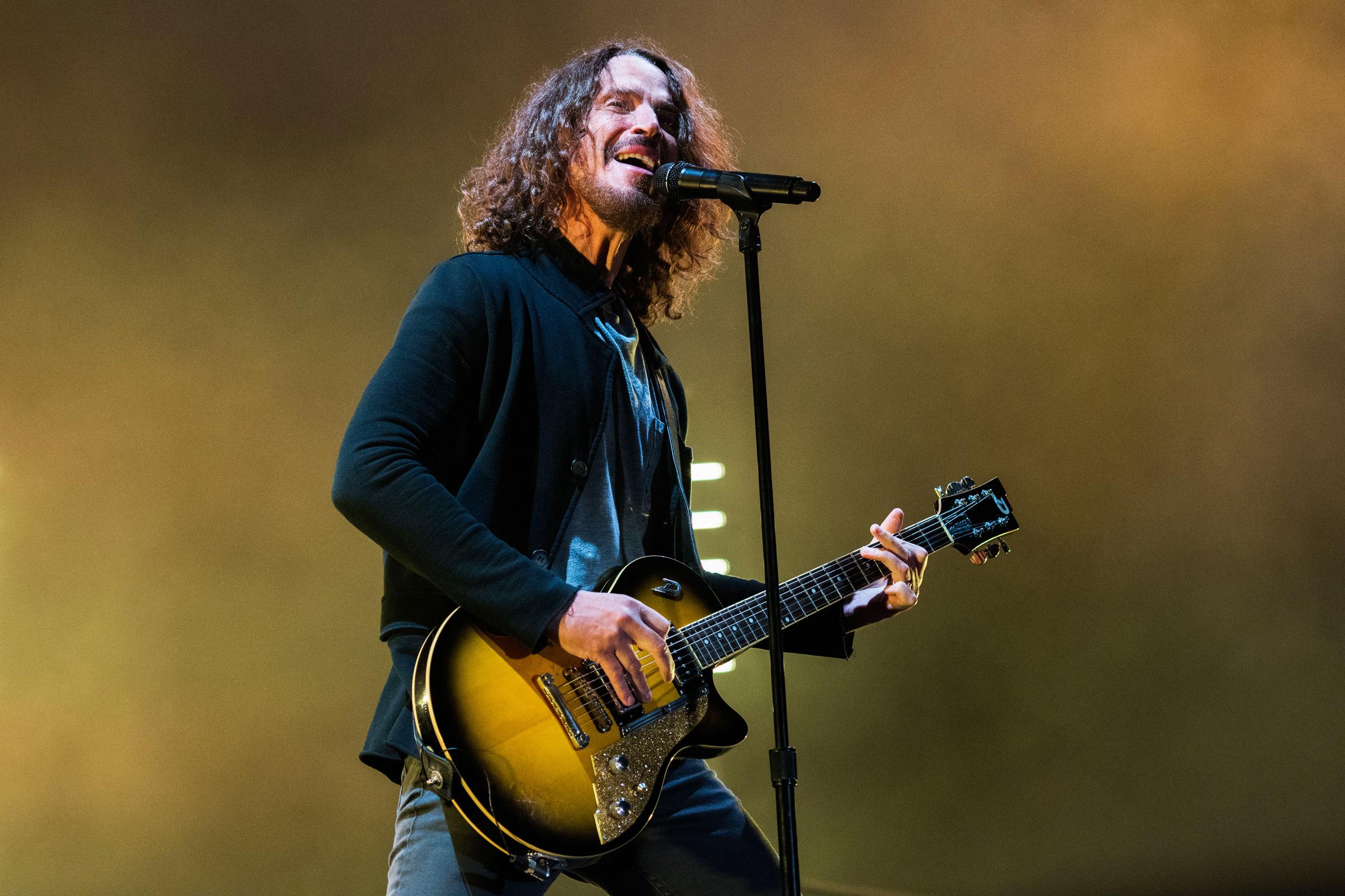 Chris Cornell's Widow Sues Soundgarden Over Unreleased Recordings