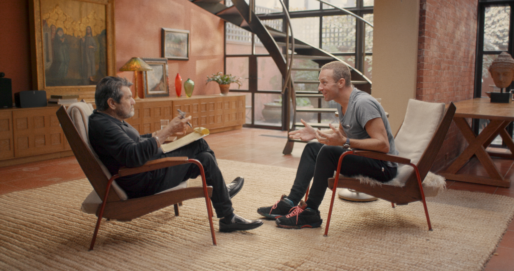 The Rolling Stone Interview: Chris Martin