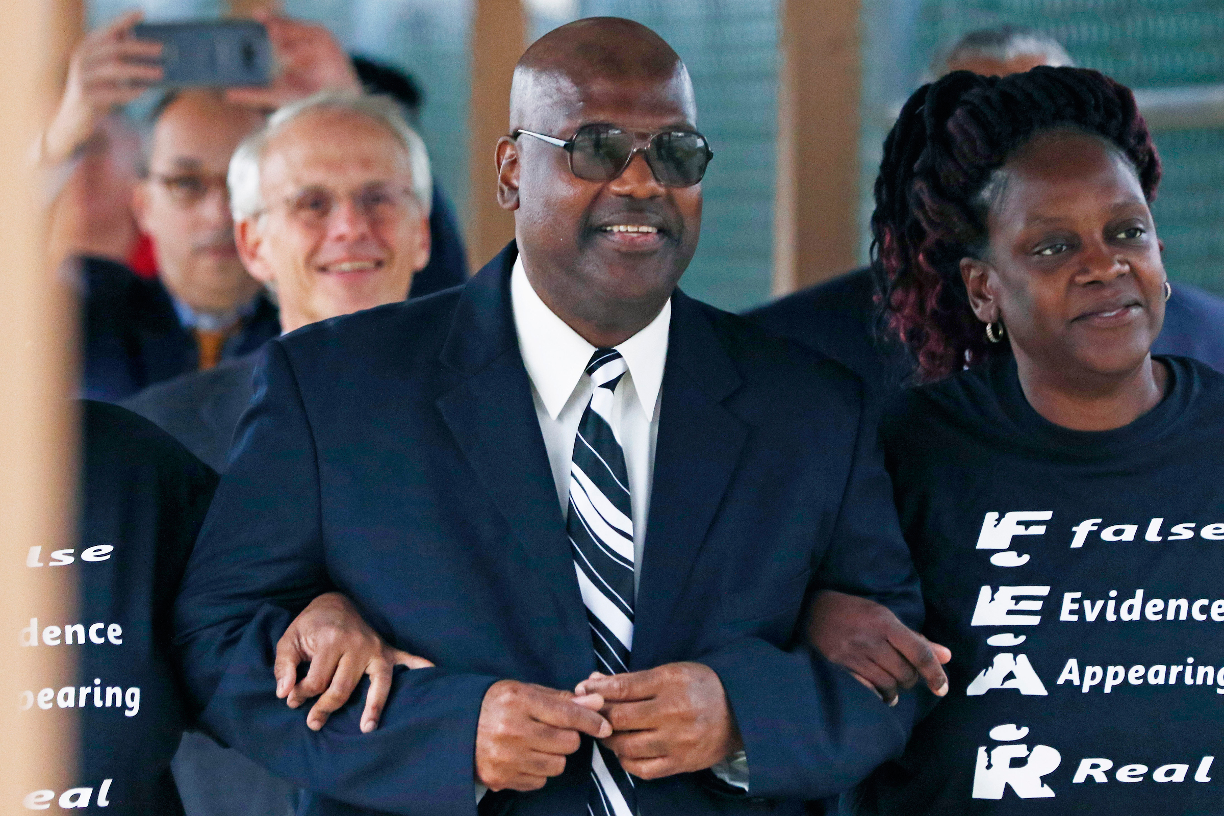 Curtis Flowers Has Been Granted Bail After 23 Years In Prison