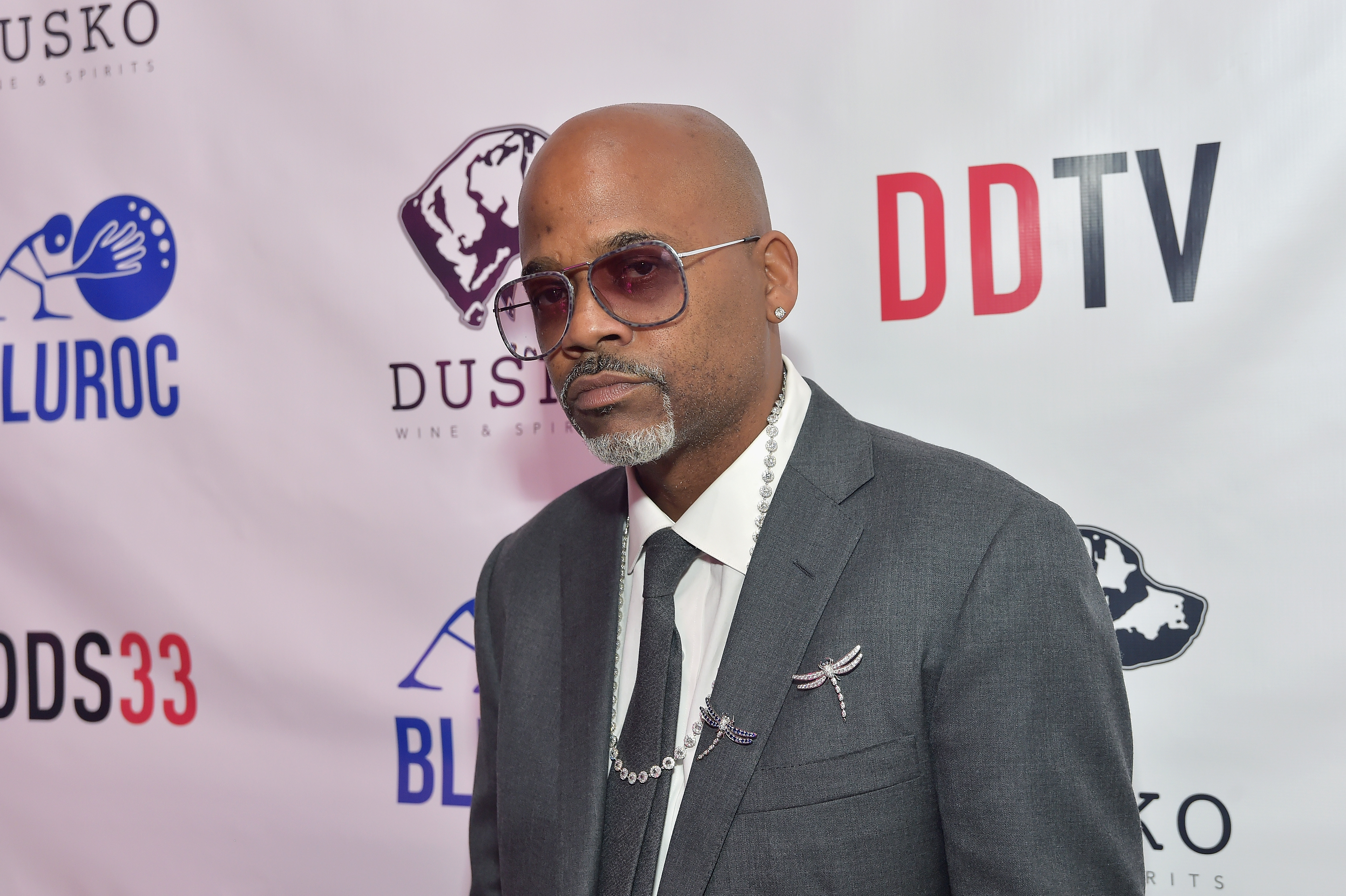 Damon Dash Accused of Sexual Battery in $50 Million Lawsuit