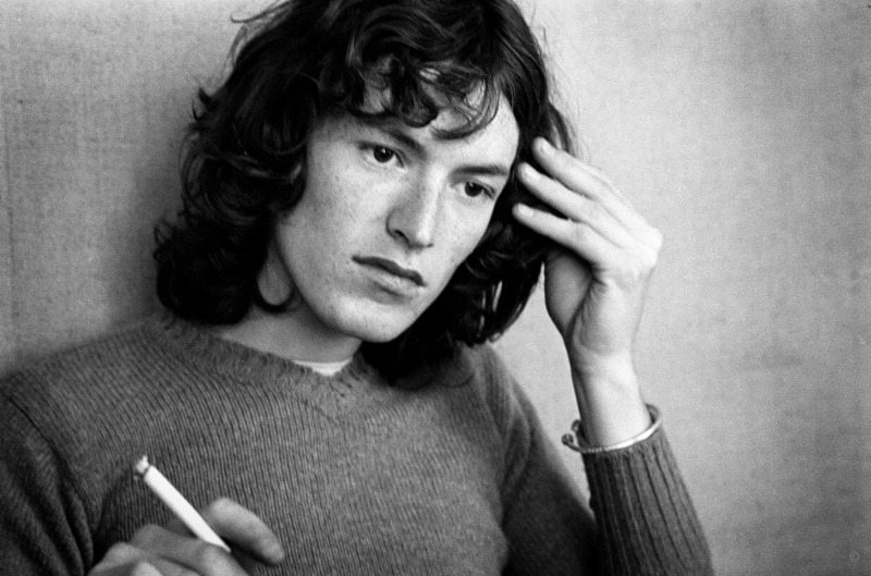 """Empty Pages//Steve Winwood, 1968. """"He wasn't very communicative,"""" Russell says. """"He's a stoner... in his own world a little bit."""""""