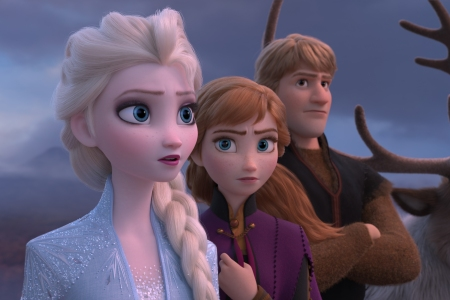 RS Charts: 'Frozen 2' Soundtrack Takes Number One