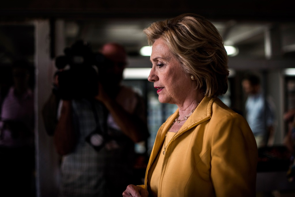 Hillary Clinton Gets a Docuseries on Hulu