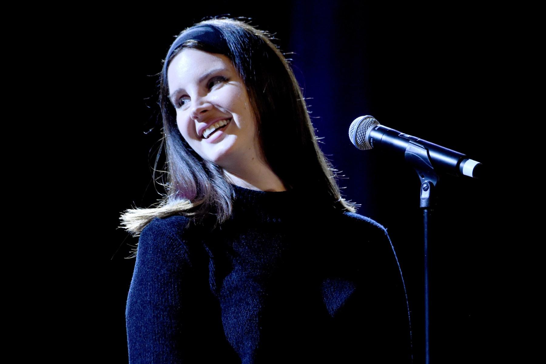 Lana Del Rey Announces New Freestyle Poetry Spoken Word Album Rolling Stone