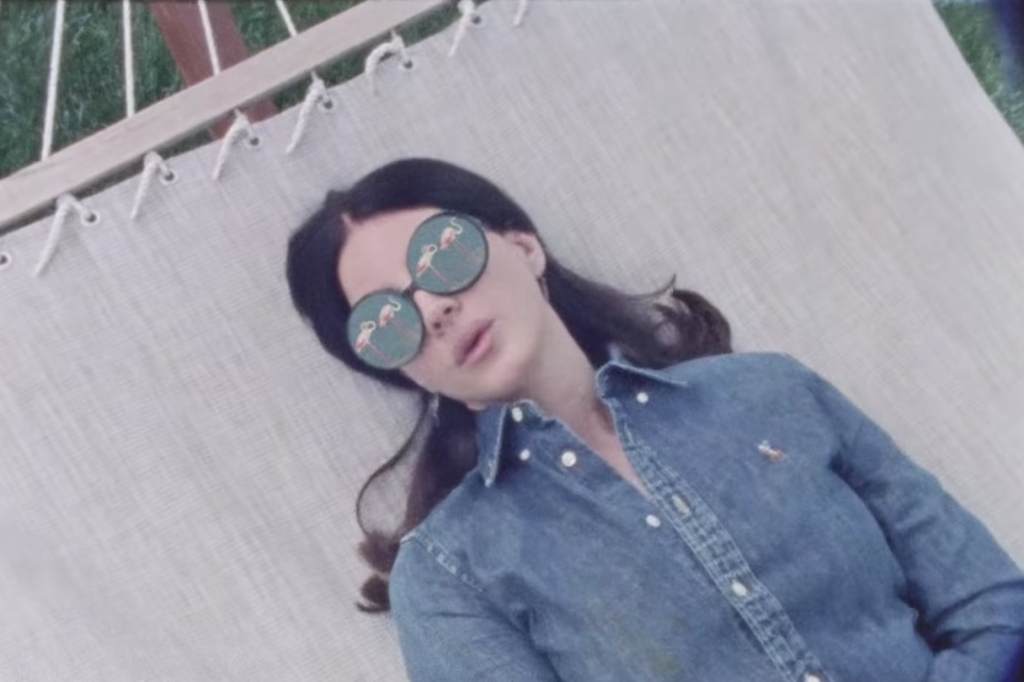 Lana Del Rey Plays a Lady of the Canyon in Three-Song 'Norman F-cking Rockwell' Video