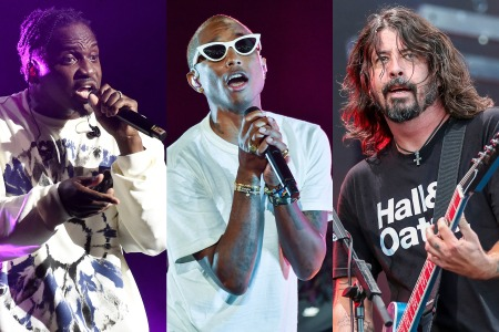 Clipse, Foo Fighters, Post Malone Lead Pharrell's Something in the Water Fest