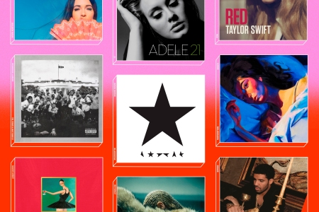 The 100 Best Albums of the 2010s