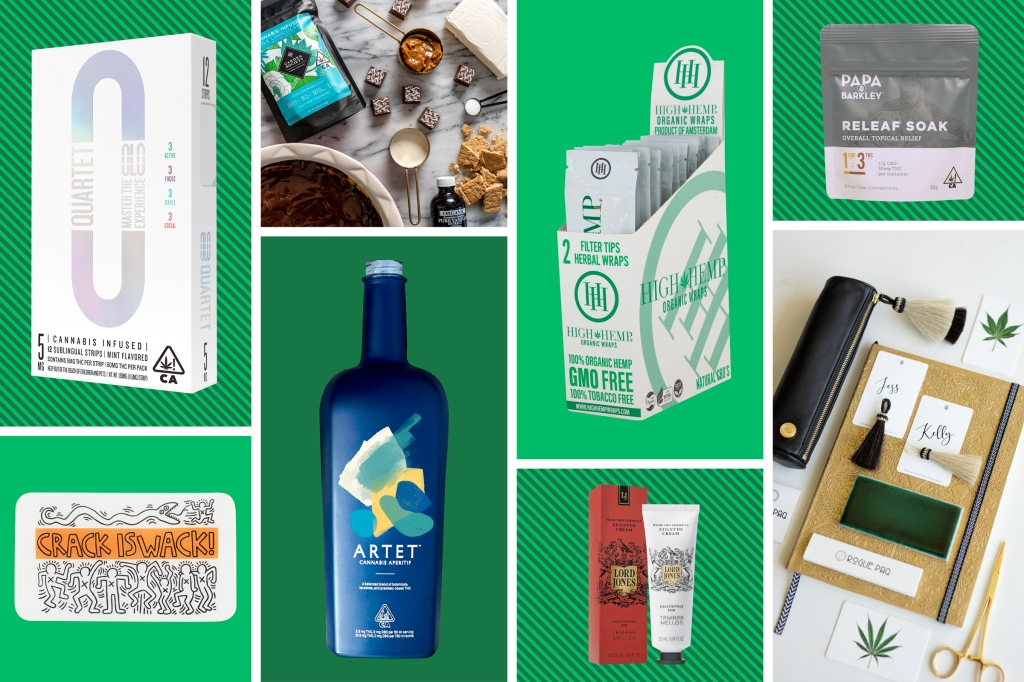Stoned for the Holidays: Our 2019 Marijuana Gift Guide