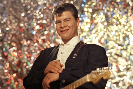Louie Perez and David Hildalgo of Los Lobos Working on Ritchie Valens Musical