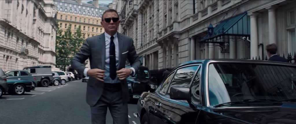 Watch James Bond Tangle With New 00 Agents, Super Villains in 'No Time to Die' Trailer