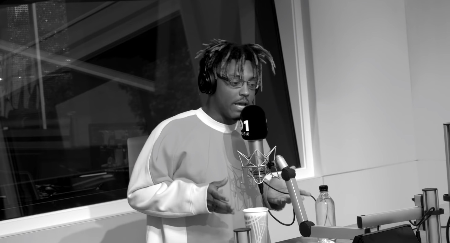 A 14- Min Juice WRLD Freestyle From Early 2019 Has Actually Been Shared  - Screen Shot 2019 12 26 at 10